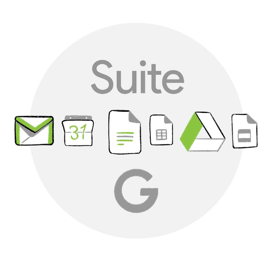 Piattaforma SaaS G Suite